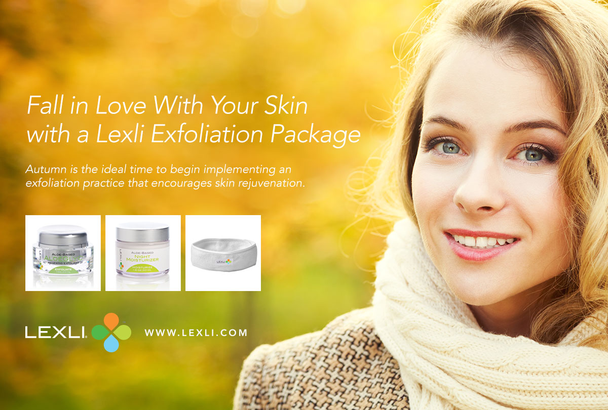 Lexli Skin Care Package Giveaway