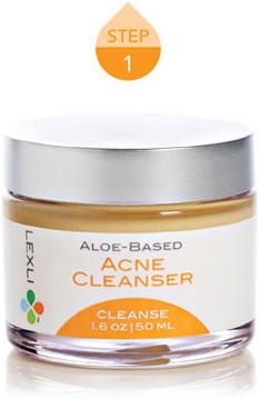 Lexli Acne Cleanser